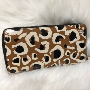 GUCCI • Limited Ed. • Leopard Print Wallet